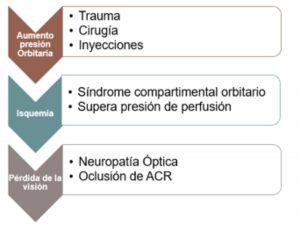 cuadro fisiopatologia